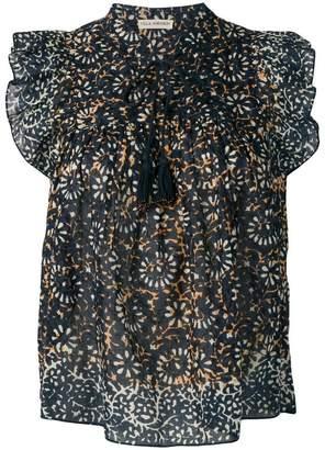 Ulla Johnson patterned blouse