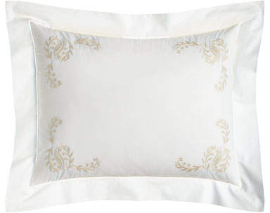 Standard Vienna Embroidered Sham