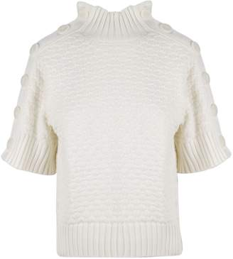 See by Chloe Turtle Neck Top
