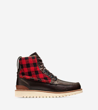Cole Haan Men's GrandExpløre Waterproof Moc Toe Boot
