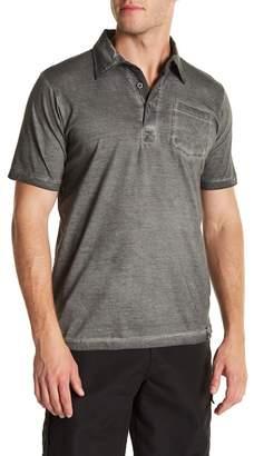 Burnside Short Sleeve Polo