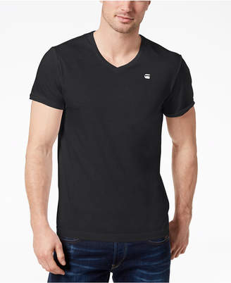G Star G-Star Men's V-Neck T Shirt, Created for Macy's
