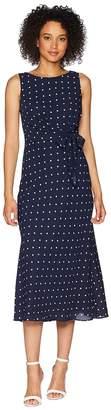 Lauren Ralph Lauren Tomara Sleeveless Day Dress Women's Dress