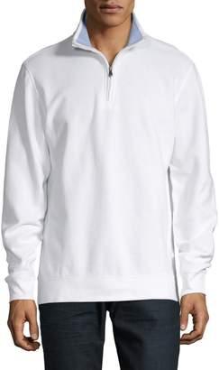 Izod Classic-Fit Half-Zip Pullover