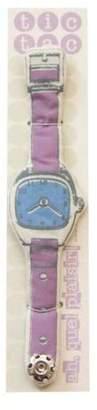 Toy Watch Ah, Quel Plaisir Tic-Tac Purple Strap