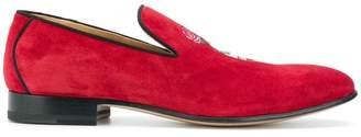Alexander McQueen Skull loafers