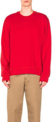 Valentino Studded Sweatshirt in Ted