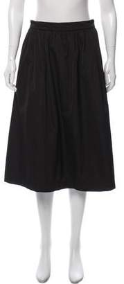 DAY Birger et Mikkelsen Quilted Knee- Length Skirt