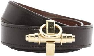 Givenchy Obsedia leather bracelet
