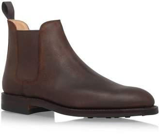 Crockett Jones Crockett & Jones Chelsea 5 Rough-Out Boots