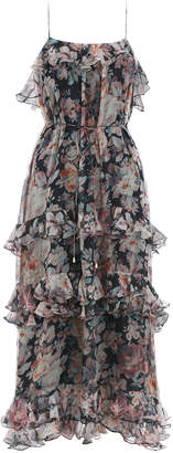 Zimmermann Tempest Frolic Tier Dress