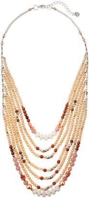 Nakamol Multi-Strand Statement Necklace