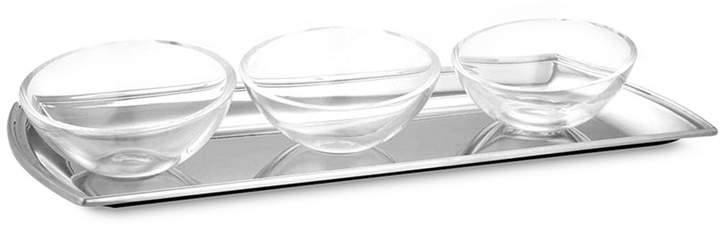 Lenox Serveware, Tuscany Tray with 3 Bowls