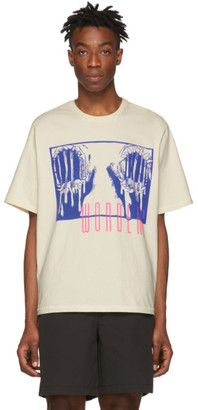 Wonders Off-White Jumbo Wanchai T-Shirt