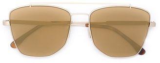 Vera Wang aviator sunglasses $405 thestylecure.com