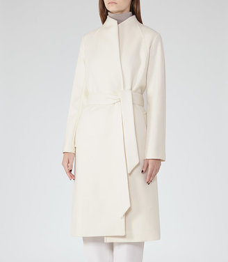 Skye Wool And Cashmere Coat $845 thestylecure.com