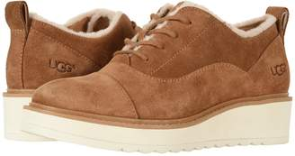 UGG Johanna Spill Seam Oxford Women's Lace up casual Shoes