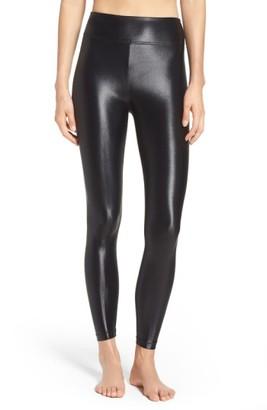 Women's Koral Lustrous High Waist Leggings $88 thestylecure.com
