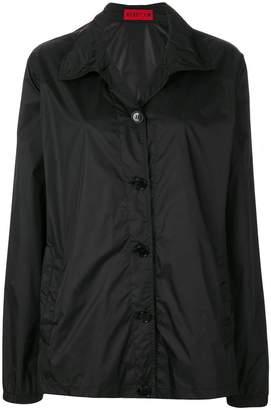 Wendy Jim military style lightweight jacket