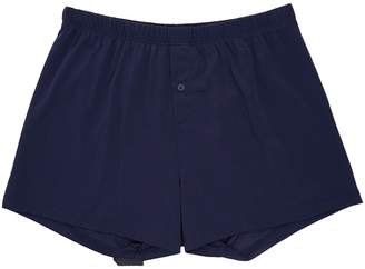Hanro Cotton Sporty Knit Boxer Men's Underwear