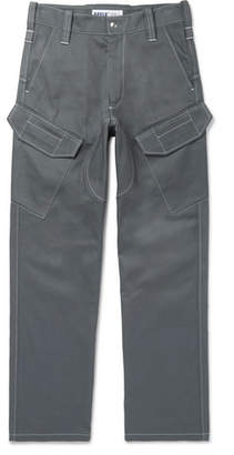 AFFIX Service Cotton-Twill Trousers