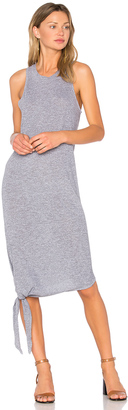 Lanston Asymmetrical Tie Dress $136 thestylecure.com