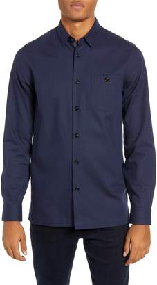 Ted Baker Slim Fit Oxford Sport Shirt