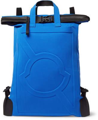 Craig Green Moncler Genius - 5 Moncler Canvas Backpack - Men - Blue