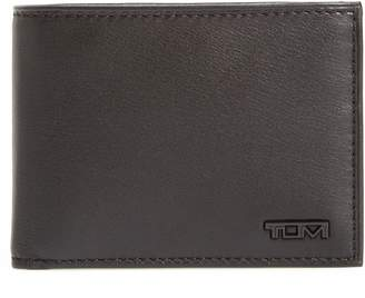Tumi Delta Double ID Lock(TM) Shielded Leather Wallet