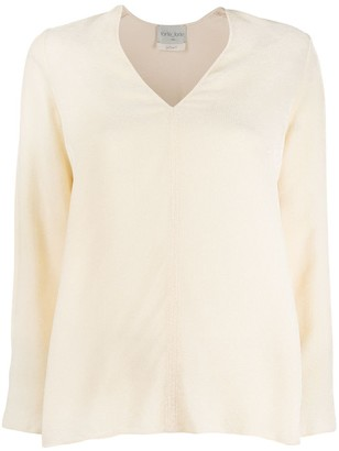Forte Forte ribbed blouse