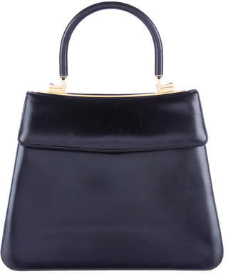 Judith Leiber Leather Satchel $290 thestylecure.com