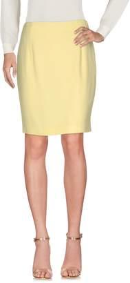 Versace V2 Knee length skirts