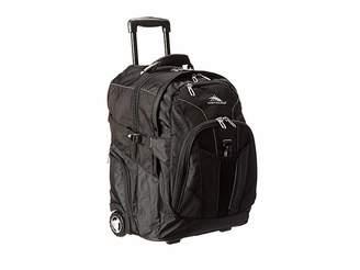 High Sierra XBT - Wheeled Backpack