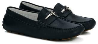 Cesare Paciotti Kids classic slip-on loafers