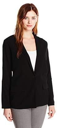 Lark & Ro Women's Soft Blazer