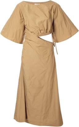 Wynn Hamlyn Memory open waist dress