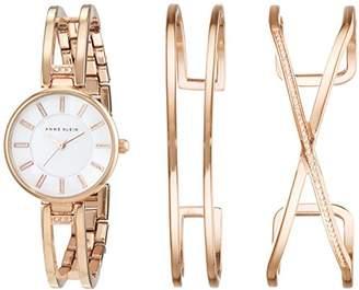 Anne Klein Women's Watch(Model: AK/N2236RGST)