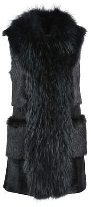 S.W.O.R.D 6.6.44 S.w.o.r.d. 6.6. 44 Racoon Fur Gilet