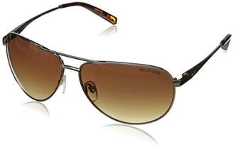 Tommy Hilfiger Women's THS LAD179 Aviator Sunglasses