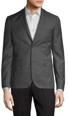 J. Lindeberg Tailored Wool Blazer