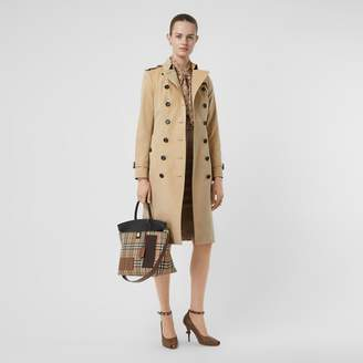 9eae75d2078 Burberry The Sandringham - Extra-long Trench Coat