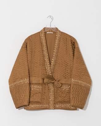 Ulla Johnson Bronze Sachi Jacket