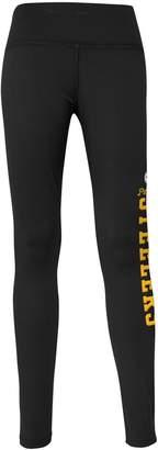 Juniors' Pittsburgh Steelers Classic Kicker Leggings