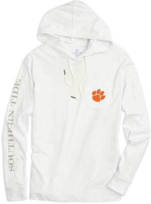 Southern Tide Gameday Hoodie T-shirt - Clemson University