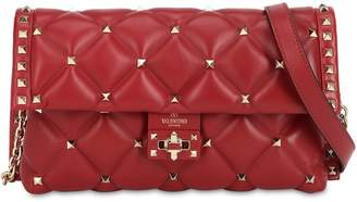 Valentino Candy Leather Clutch