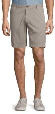 HUGO BOSS Stretch Cotton Slim-Fit Shorts