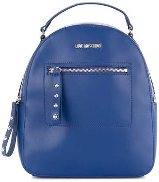 Love Moschino chain strap backpack