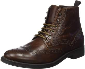 Geox Men's U Blade E Urban Ankle Boots