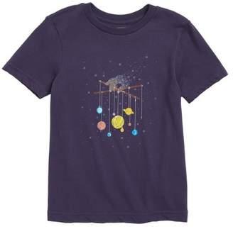 Tucker + Tate Short Sleeve Graphic T-Shirt (Toddler Boys, Little Boys & Big Boys)