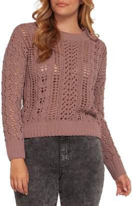 Dex Long Sleeve Crew Neck Sweater